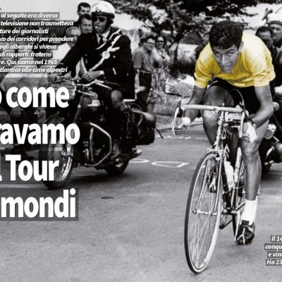 Ecco come narravamo quel Tour di Gimondi