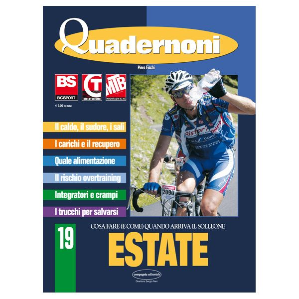 QUADERNONE 19 – ESTATE