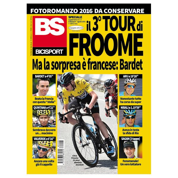 TOUR ANNO 2016 – FROOME