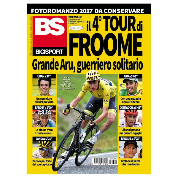 TOUR ANNO 2017 – FROOME
