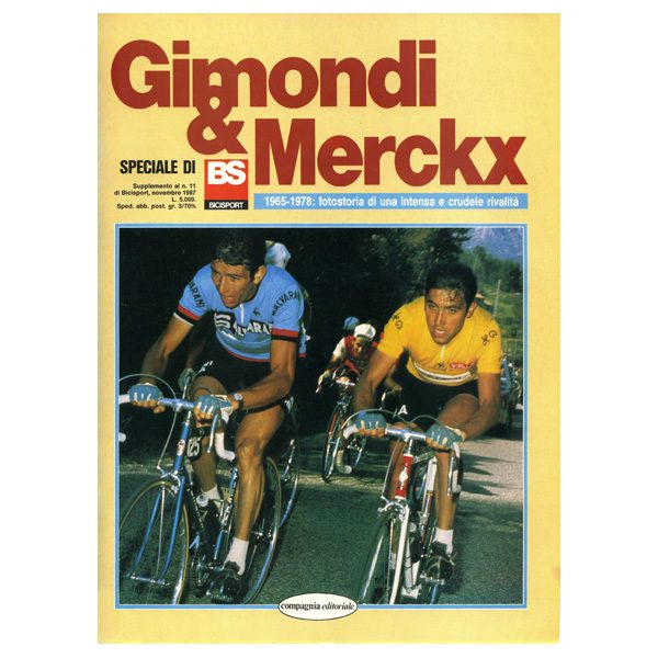 GIMONDI & MERCKX: 1965-1978