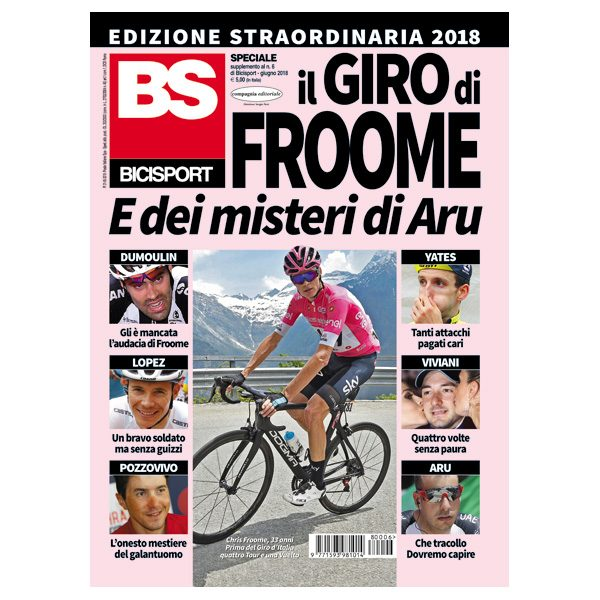 GIRO ANNO 2018 – FROOME
