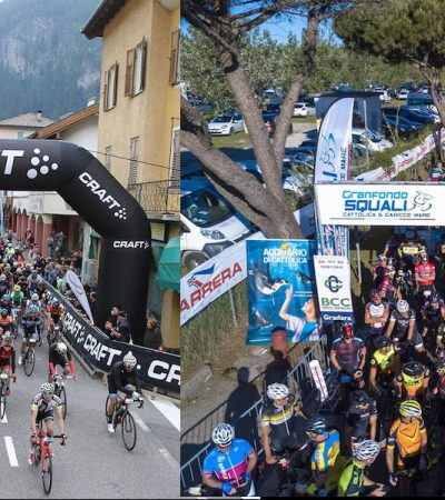 GF degli Squali e Marcialonga Cycling Craft in sold out
