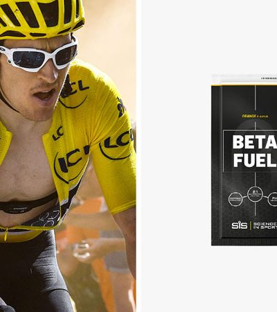 SiS Beta Fuel: sviluppato col Team Sky, battesimo in giallo con Thomas al Tour!